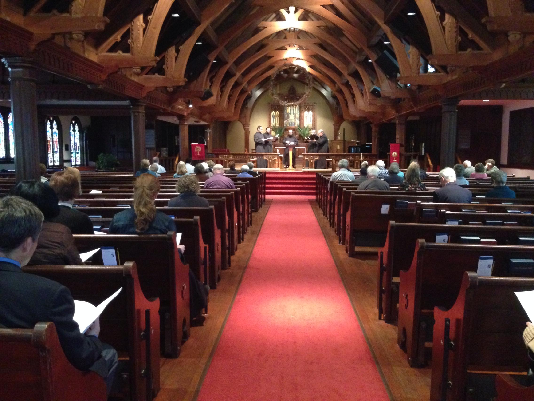 Holy Week 2014   All Saints Episcopal Church