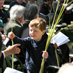 Palm Sunday Kicks Off Holy Week; a Moving Experience For All