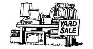 yard sale.fw