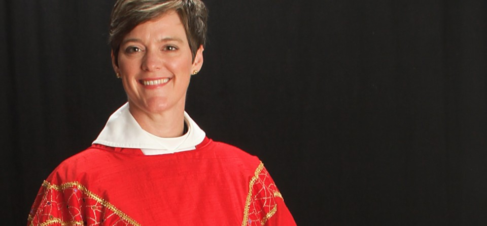 The Rev. Aimee Eyer-Delevett Begins Her Call As All Saints' Next Rector On Dec. 7