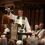 Relive Homecoming Sunday: The Choir and Sunday School Are Back; Goodbye to Father Bob