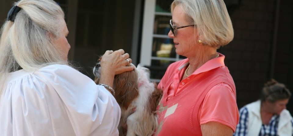Blessing of the Animals Set for Oct. 4 @ 11 a.m.  Click Here For Details!