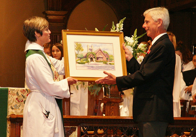 All Saints Celebrates Baptismal Ministries at 2014 Annual Meeting