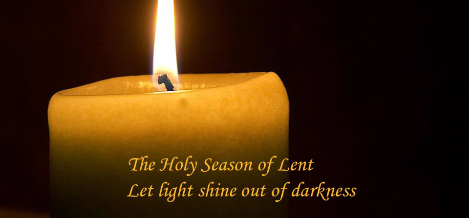 Click here to learn about Lent at All Saints