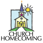 Homecoming Sunday, September 13, 10 a.m., followed by a potluck picnic