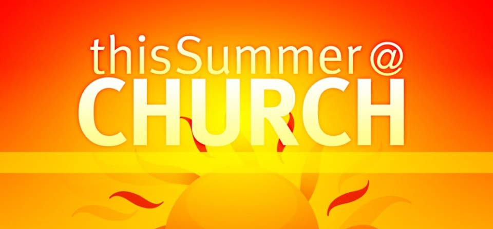 See What's Happening at All Saints This Summer!
