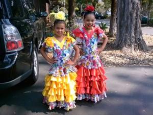 fiesta girls