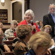 Sanctuary Renovation Project Focus of October Town Hall Gathering