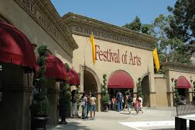 All Saints Heading to Laguna Beach Art Festivals in July