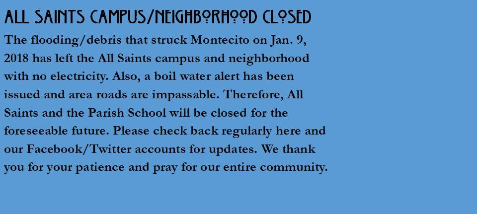 Church and Neighborhood Evacuated; Click The Image Above for More Information