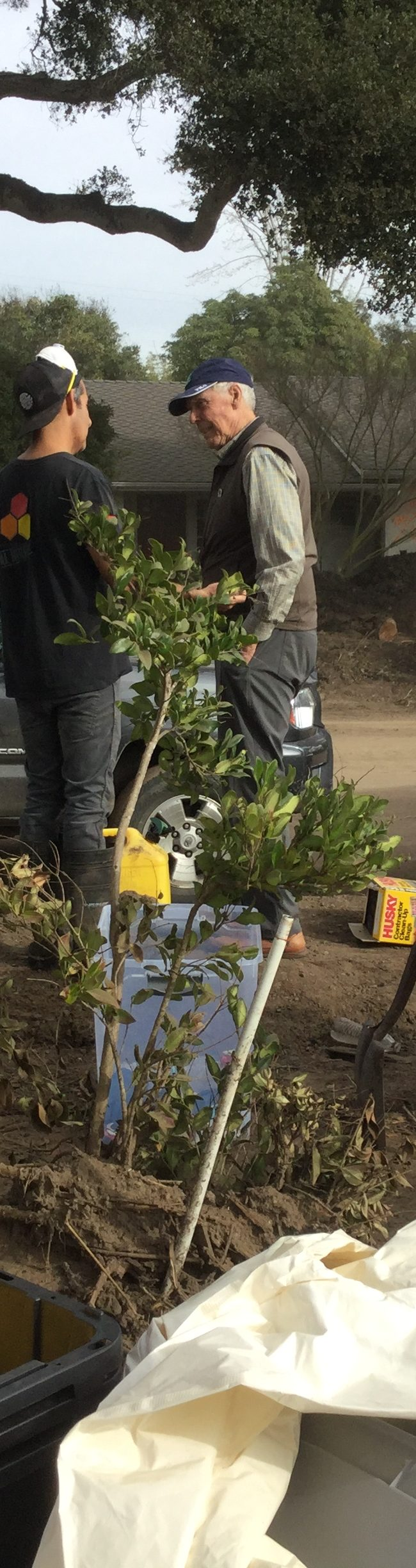 """All Saints """"Adopts"""" the Santa Barbara Bucket Brigade; Sign Up To Help In Several Different Ways"""